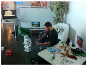 robotic-game